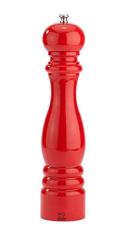 peugeot-paris-pepper-and-salt-mills-poppy-red-30cms